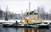 Icebreaking tug sale