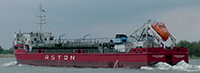 Ice class tanker