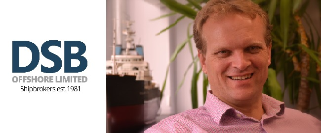 Roland Durnford-Slater new Managing Director