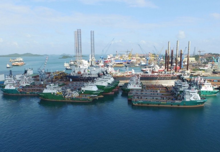 Bourbon Offshore Vessels