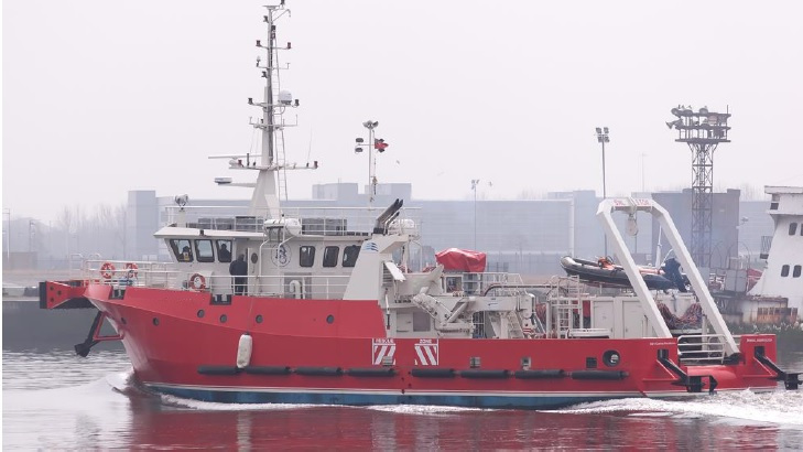 27m Diving Support Vessel for charter