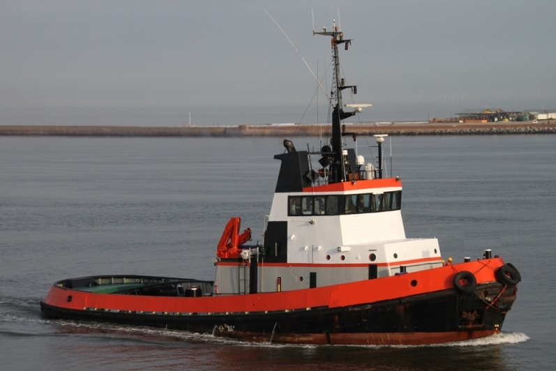 twin screw tugboat