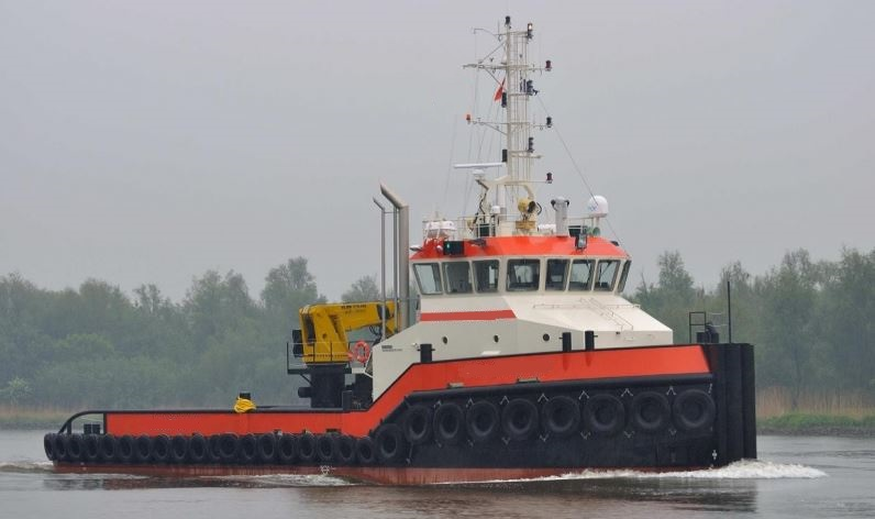 Damen 3209 Workboat for charter / 50tbp
