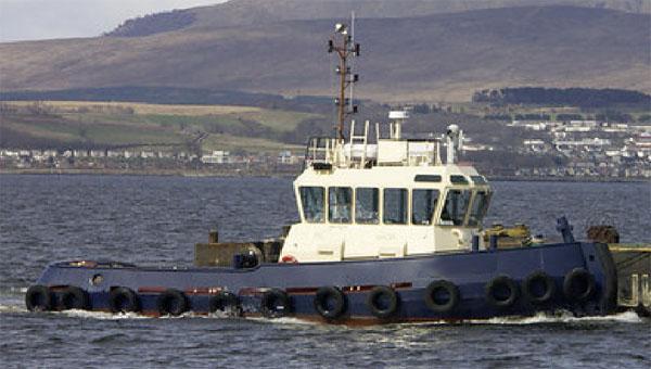 Harbour tug for charter / Damen Stantug 21tbp