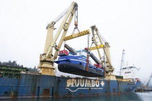 Heavylift transport