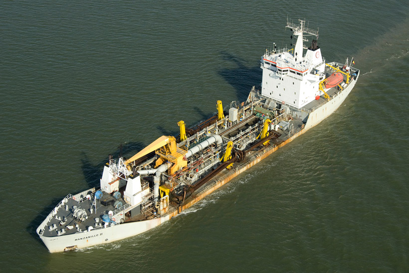 Dredger 'Manzanillo II' sale – TSHD maintenance / Cap 4,000m3 / Dredge depth 32m / Bottom doors