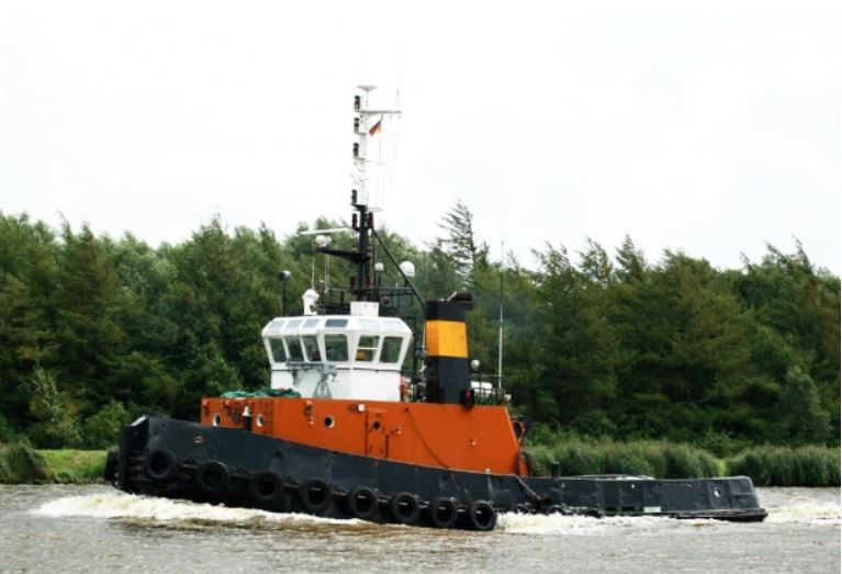 UK built twin screw tug / Built 1988 / 28tbp