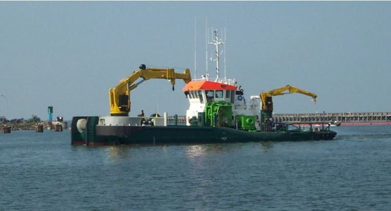 Multicat workboat