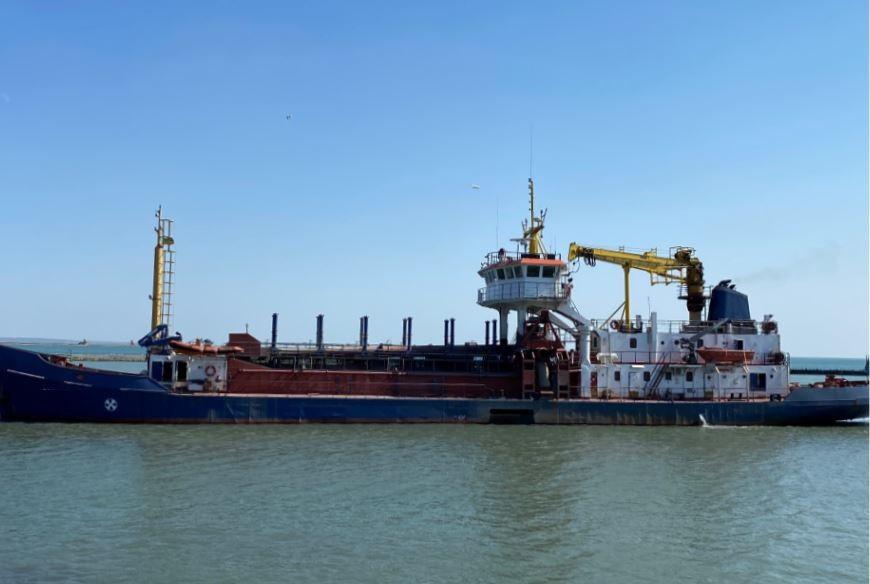 TSHD vessel dredging