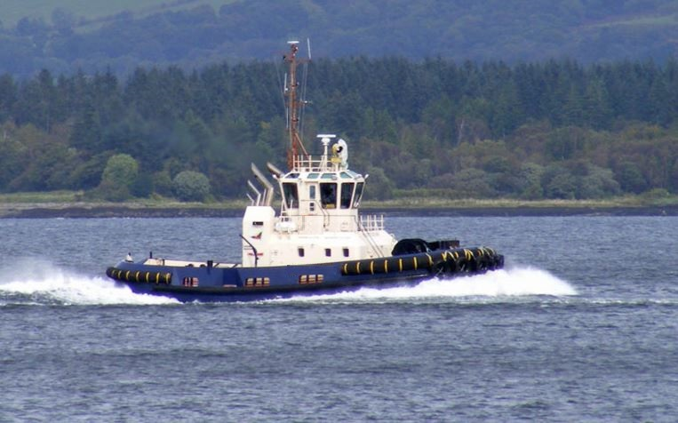 ASD tug in action
