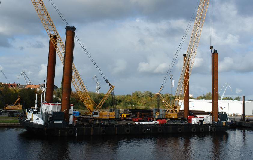 spud barge for sale